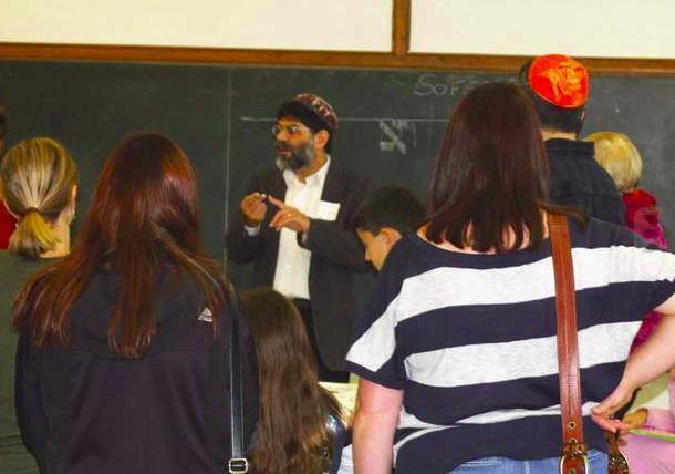 Rabbi Kevin Hale, Sofer STaM